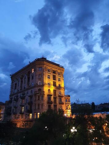Kiev - gemaakt door Yurii