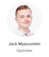 oprichter-clevergig-planningtool-jack-myasushkin