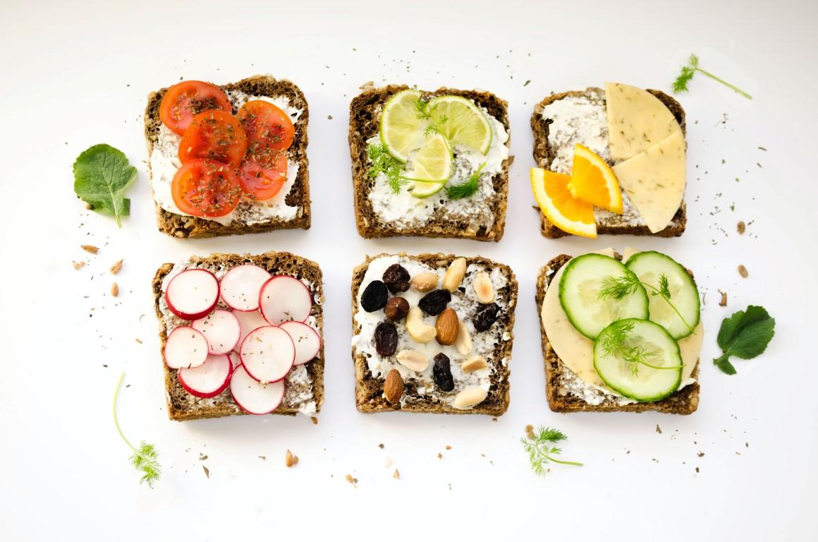 Lunch gezond als het kan!