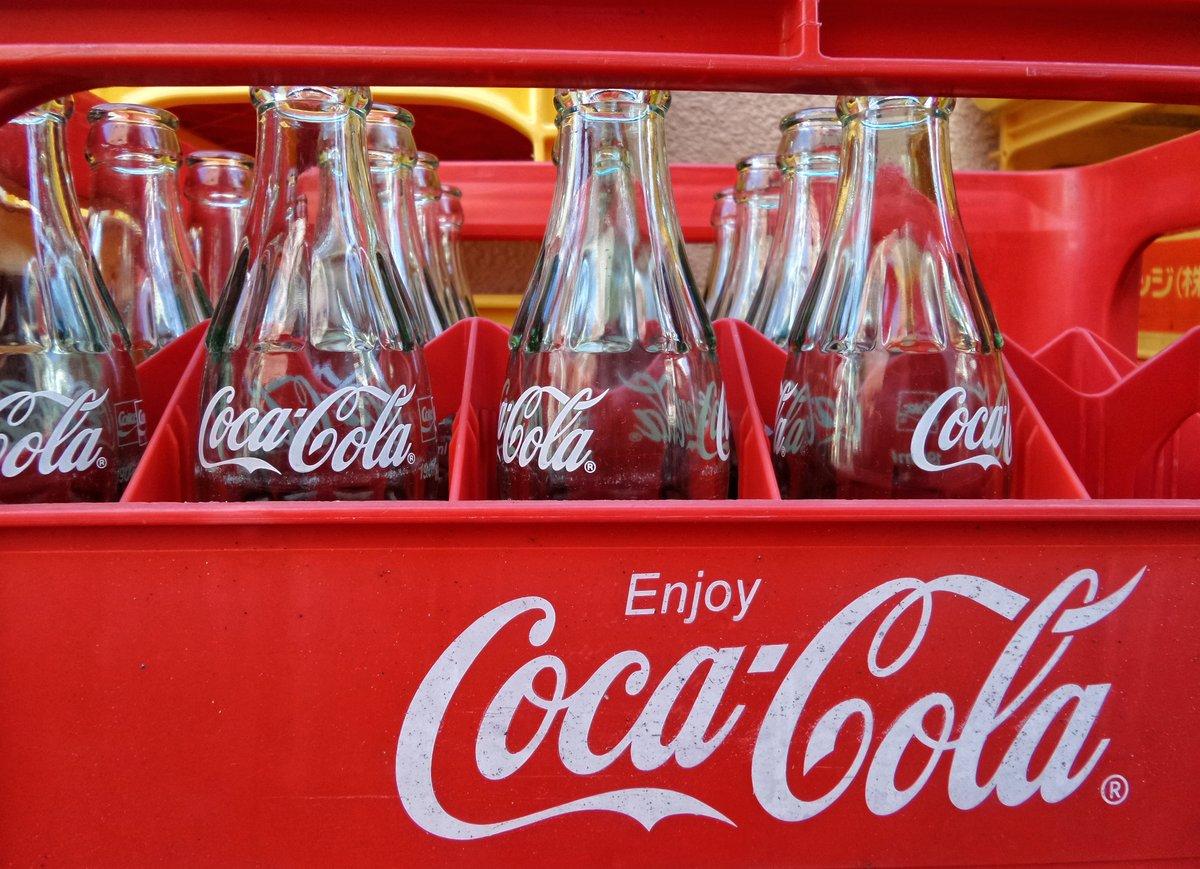 Vet bekend merk - Coca Cola