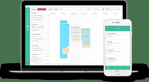 rooster-overzicht-clevergig-planning-software-uitzendbureaus